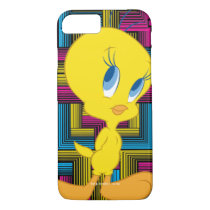 Tweety Electronic Color iPhone 8/7 Case