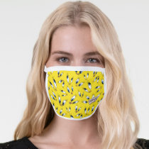 TWEETY™ Face Pattern Face Mask