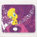 """Tweety """"Hear The Beat"""" Mouse Pad"""