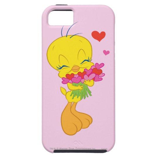 Tweety Hearts iPhone SE/5/5s Case