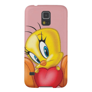 Tweety Holding Heart Case For Galaxy S5