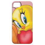Tweety Holding Heart iPhone 5 Cover
