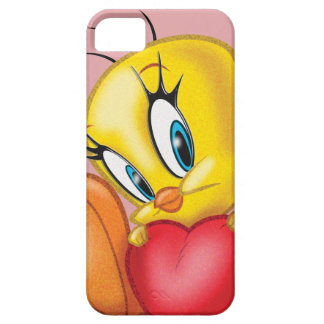 Tweety Holding Heart iPhone SE/5/5s Case