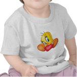 Tweety Holding Heart Tshirts