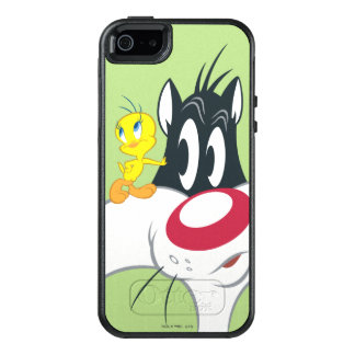 Tweety In Action Pose 12 OtterBox iPhone 5/5s/SE Case