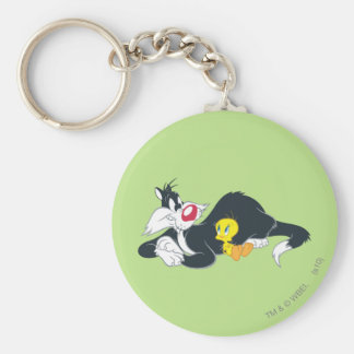 Tweety In Action Pose 14 Key Chain
