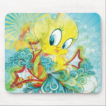 "Tweety In Blue Wave Mouse Pad<br><div class=""desc"">Tweety Gallery Art</div>"