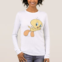 Tweety In The Clouds Pose 15 Long Sleeve T-Shirt