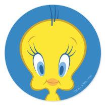 TWEETY™ | Innocent Little Bird Classic Round Sticker