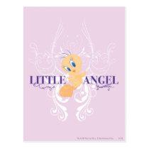 """Tweety """"Little Angel"""" Postcard"""