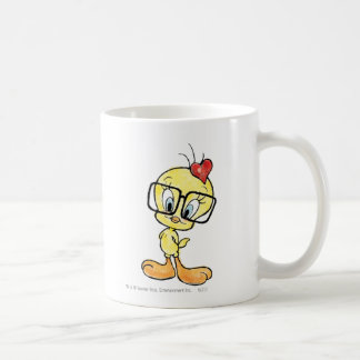 Tweety Nerd Coffee Mug