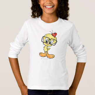 Tweety Nerd T-Shirt