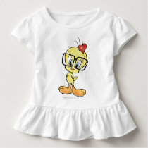 Tweety Nerd Toddler T-shirt