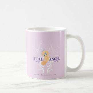 """Tweety """"poco ángel """" taza"""
