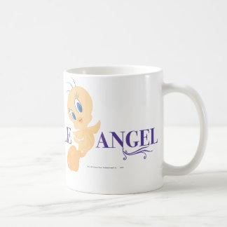 Tweety poco ángel tazas