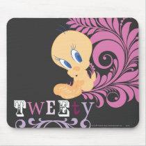 Tweety Sitting 2 Mouse Pad