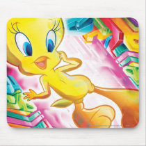 Tweety Sliding Mouse Pad