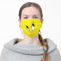 TWEETY™ Sweet Eyes Adult Cloth Face Mask