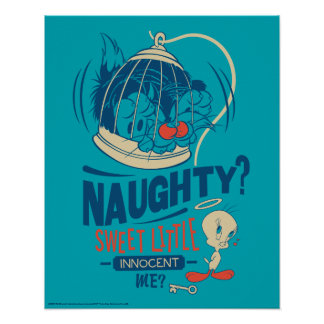TWEETY™- Sweet Little Innocent Me? Poster