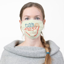TWEETY™ | Take It Easy Adult Cloth Face Mask