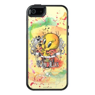 """Tweety """"The Lux"""" OtterBox iPhone 5/5s/SE Case"""
