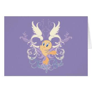 "Tweety ""Tweety Bird"" Greeting Card"