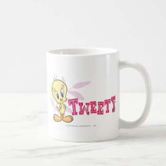 "Tweety ""Tweety"" Pink Coffee Mug"