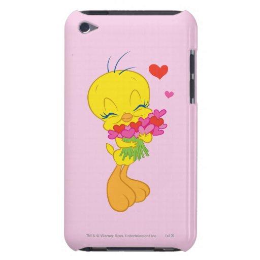 Tweety Valentine Hearts iPod Case-Mate Cases
