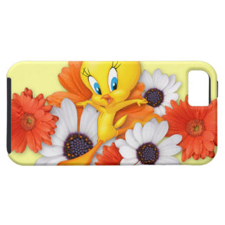 Tweety With Daisies iPhone 5 Cases