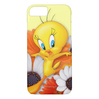 Tweety With Daisies iPhone 7 Case