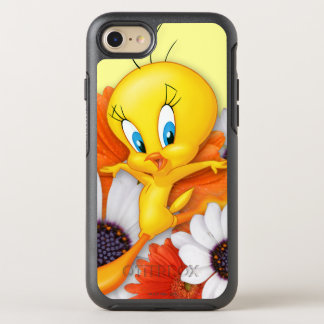 Tweety With Daisies OtterBox Symmetry iPhone 7 Case