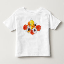 Tweety With Daisies Toddler T-shirt