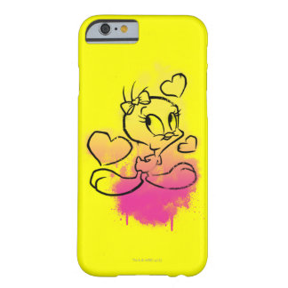 Tweety With Hearts Barely There iPhone 6 Case