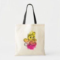 TWEETY™ With Hearts Tote Bag