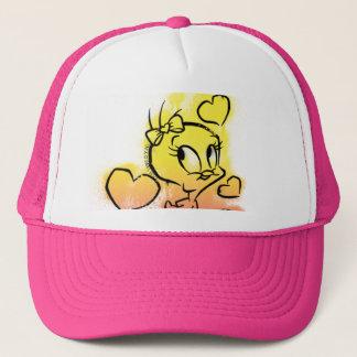 TWEETY™ With Hearts Trucker Hat