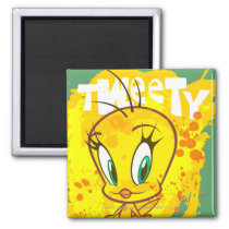 Tweety with Name Magnet
