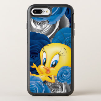 Tweety With Roses OtterBox Symmetry iPhone 7 Plus Case