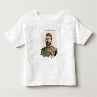 Twefik Pasha  Khedive of Egypt Toddler T-shirt
