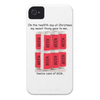 Twelfth Day Redneck Christmas iPhone 4 Case