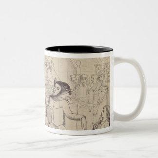 Twelfth Night, c.1850 Coffee Mugs