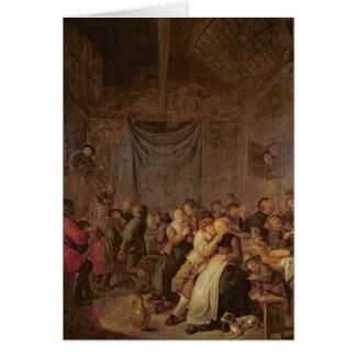 Twelfth Night Card