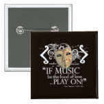 Twelfth Night Music Quote Button