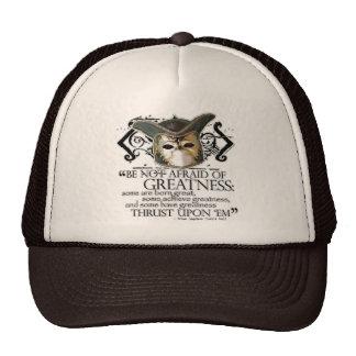 Twelfth Night Quote Trucker Hat