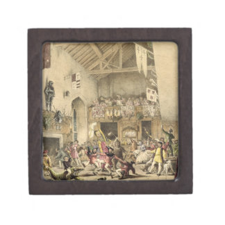 Twelfth Night Revels in the Great Hall, Haddon Hal Gift Box