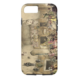 Twelfth Night Revels in the Great Hall, Haddon Hal iPhone 8/7 Case