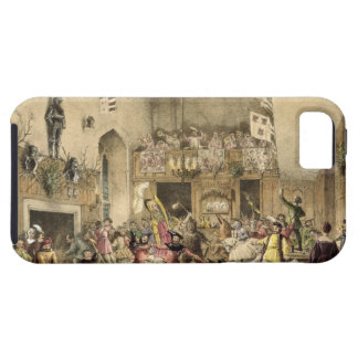Twelfth Night Revels in the Great Hall, Haddon Hal iPhone SE/5/5s Case