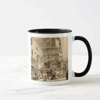 Twelfth Night Revels in the Great Hall, Haddon Hal Mug