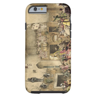Twelfth Night Revels in the Great Hall, Haddon Hal Tough iPhone 6 Case