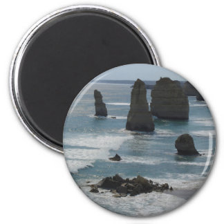 Twelve Apostles 2 Inch Round Magnet