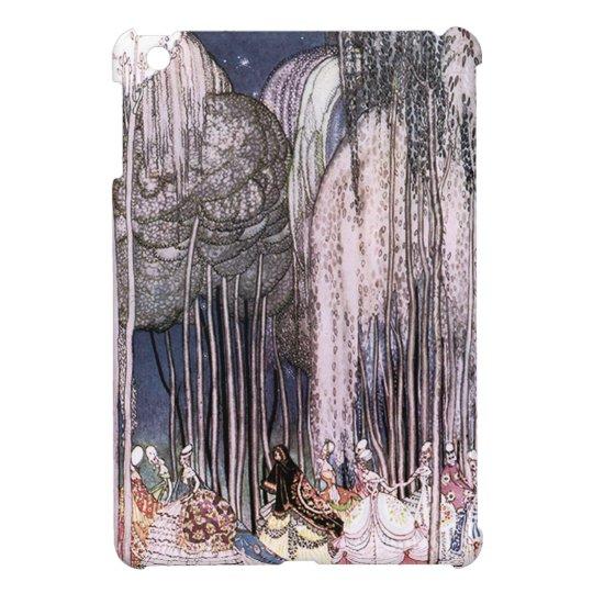 Twelve Dancing Princesses Art Nouveau Fairy Tale iPad Mini Case